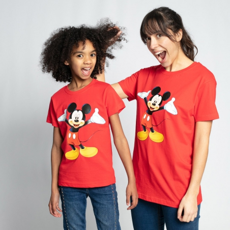 Camiseta Mickey Hello