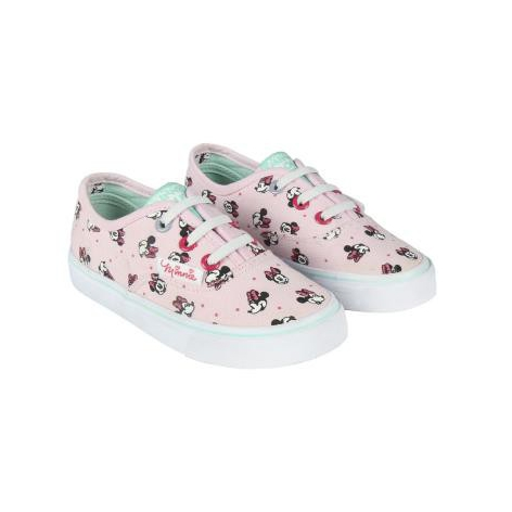 Vulcanized canvas shoe MINNIE