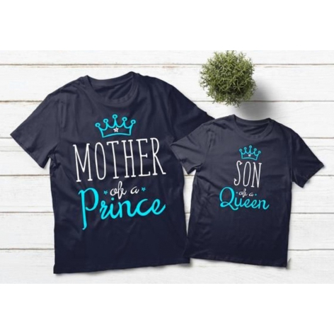 T-shirt Mother Of a Prince...