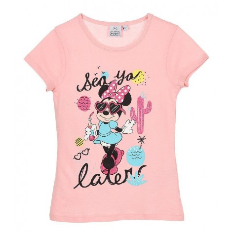 Minnie Sea you later t-shirt