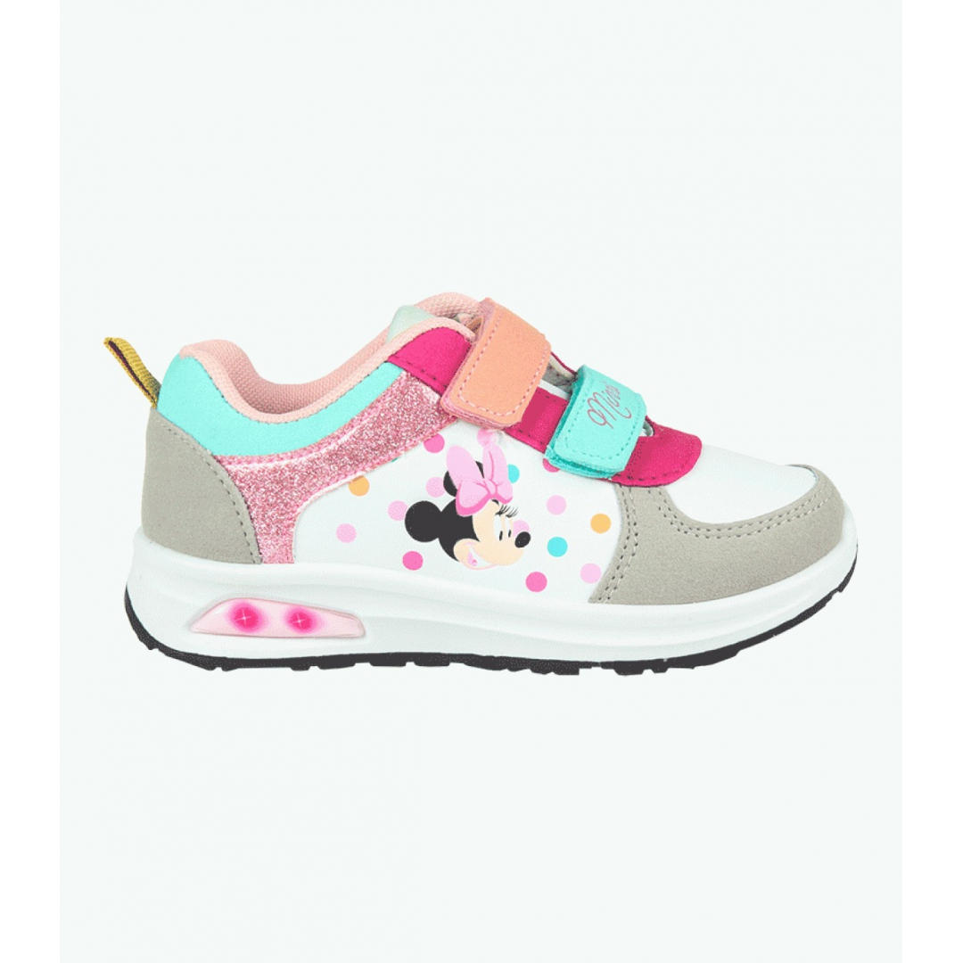 Deportiva luces Minnie rainbow
