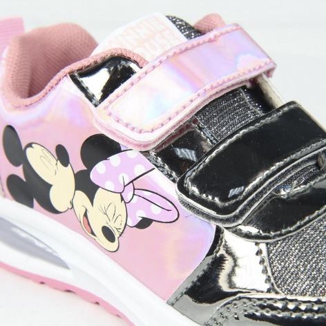 Deportiva luces Minnie &...