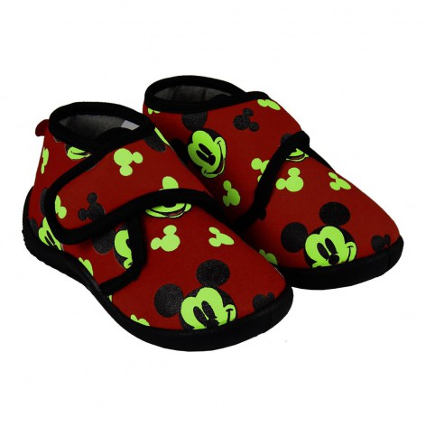 Mickey light house slippers