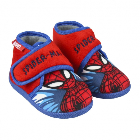 Spiderman half boot house...