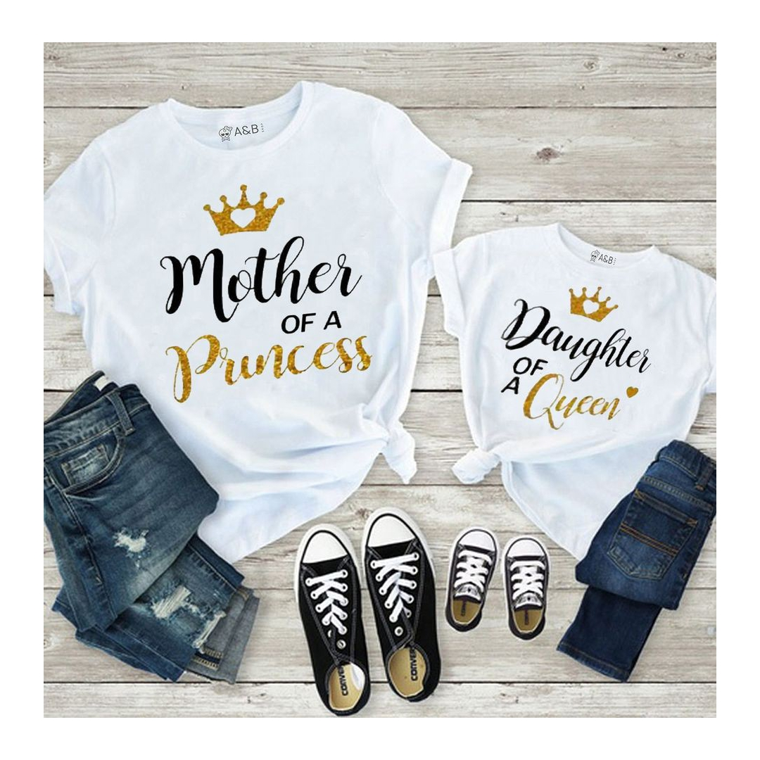 Mother of a Princess-Daughter of a...