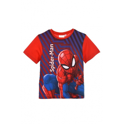 Red Spiderman T-shirt