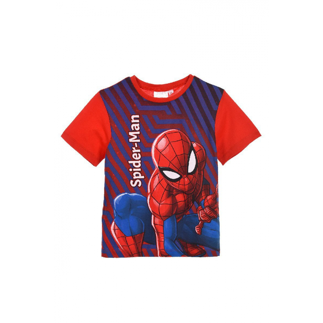 Camiseta Spiderman roja