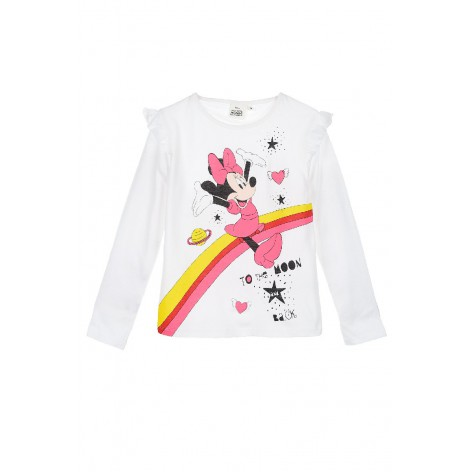 Minnie rainbow t-shirt