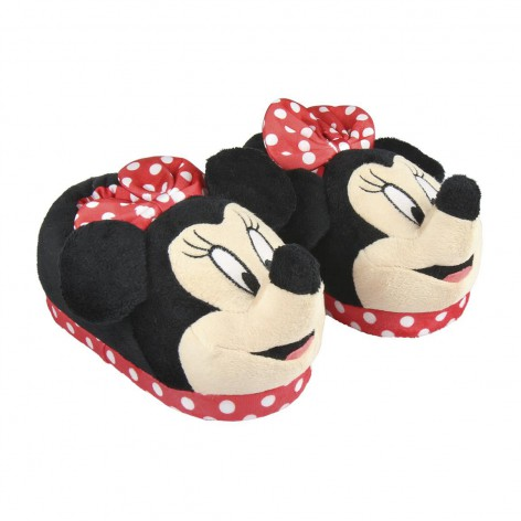Minnie 3D slippers