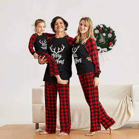 Merry Christmas pajamas