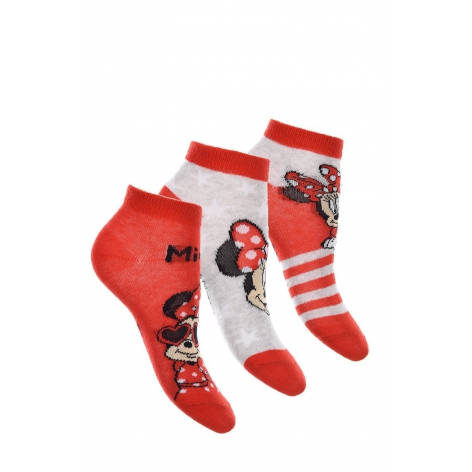 Calcetines cortos Minnie