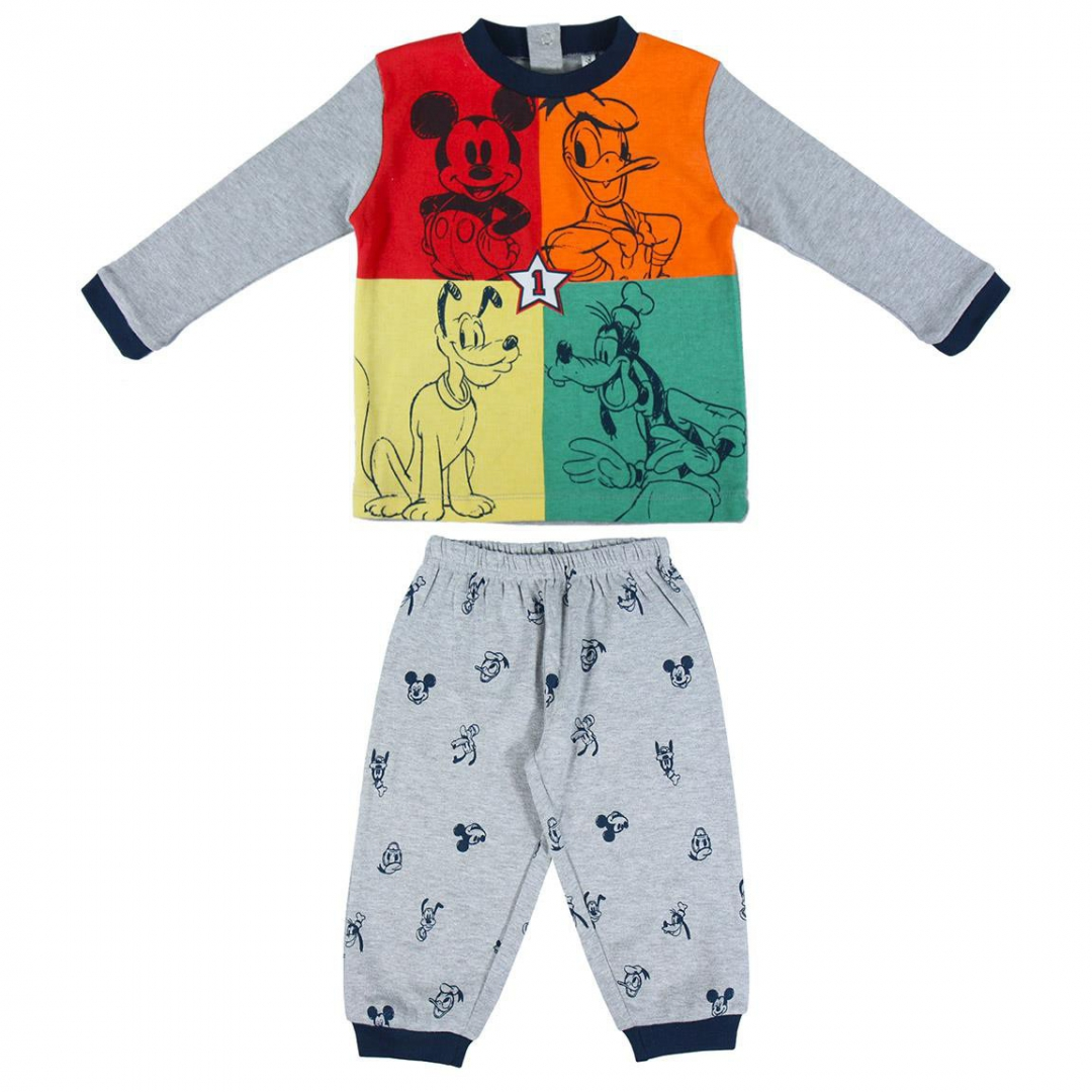 Mickey and friends baby multicolored...