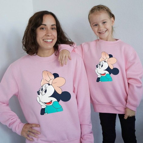 Adorable Minnie Sweatshirt