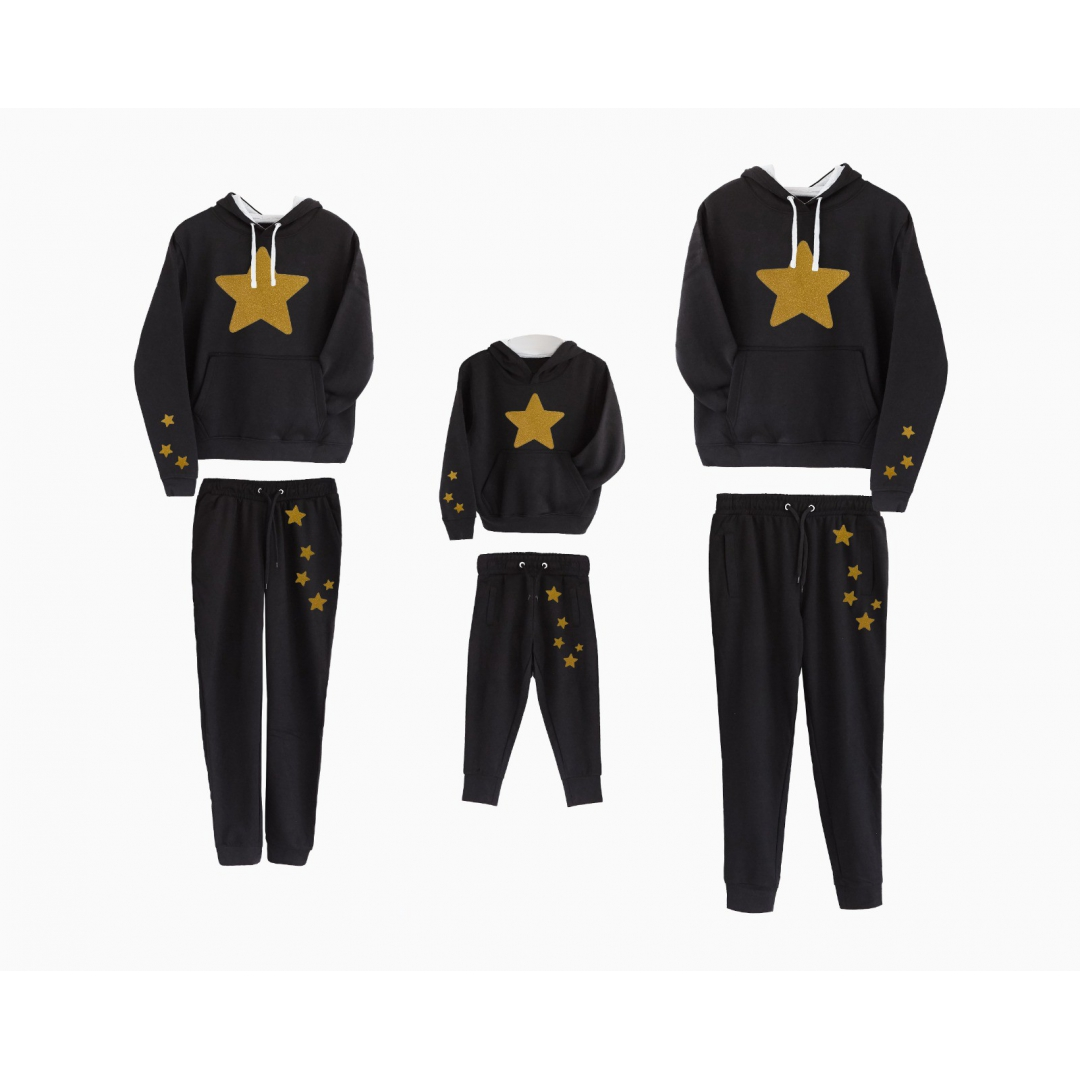 Star Family Sport tracksuit black...