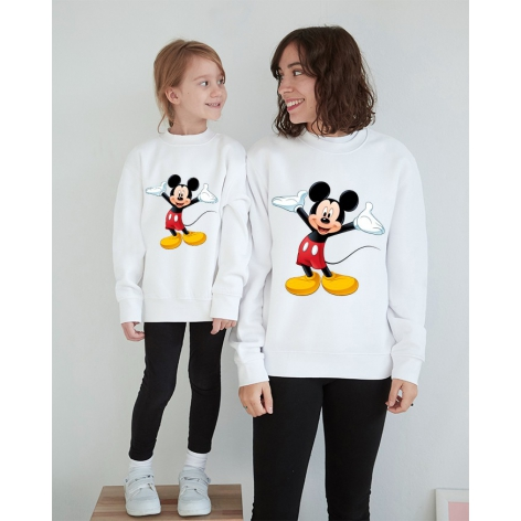 Mickey hello sweatshirt