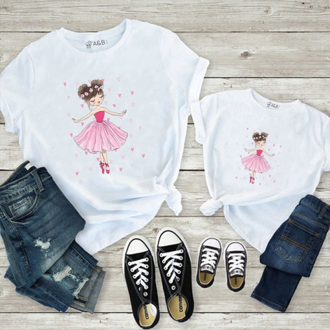 Dance doll T-shirt