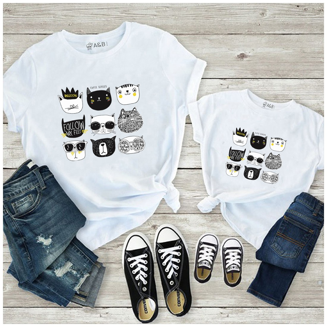 Tiere T-Shirt
