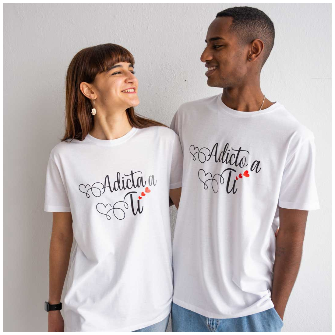 Addicted to you T-shirt