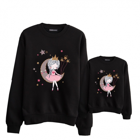 Dreamy doll sweatshirt