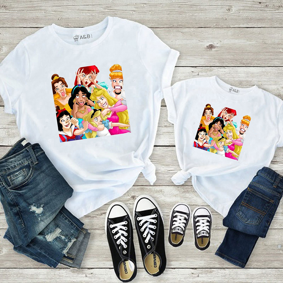 Princesses t-shirt