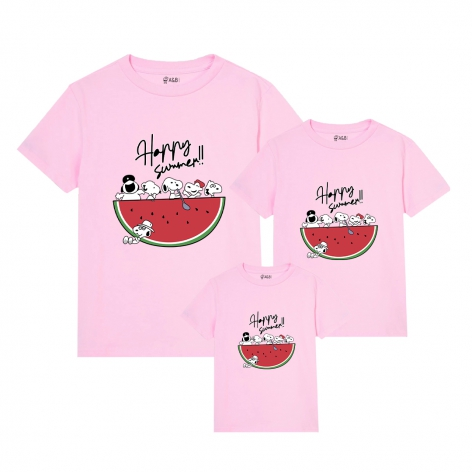 Happy summer t-shirt