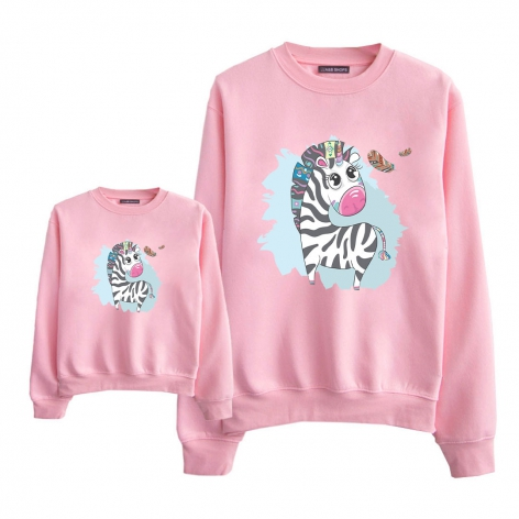 Sweet Zebra Sweatshirt