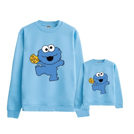 Cookie Monster Sweatshirt