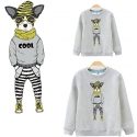 SUDADERA COOL DOG