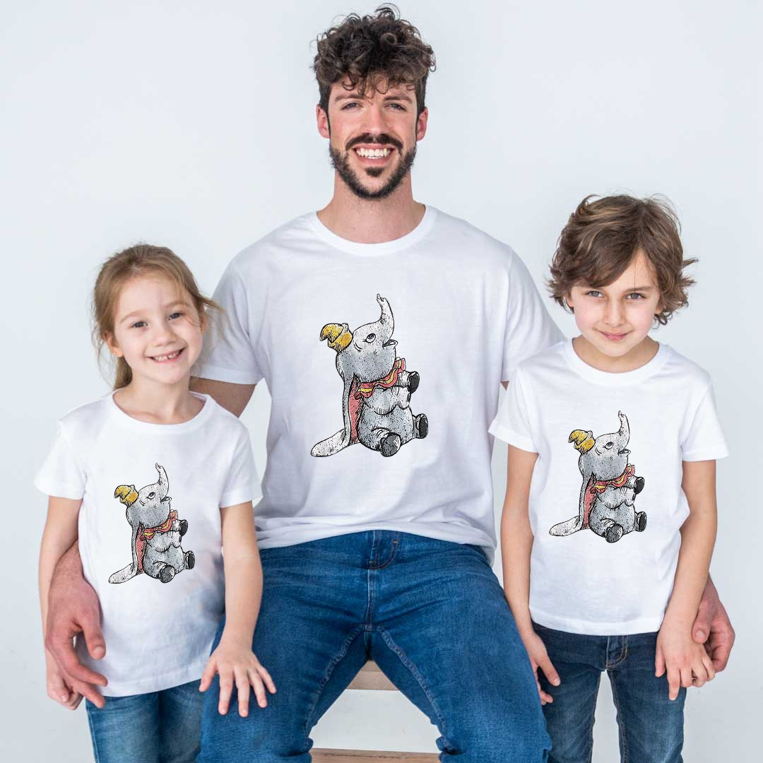 Dumbo hat t-shirt