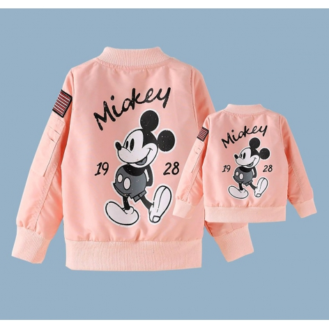 Veste rose Mickey 1928