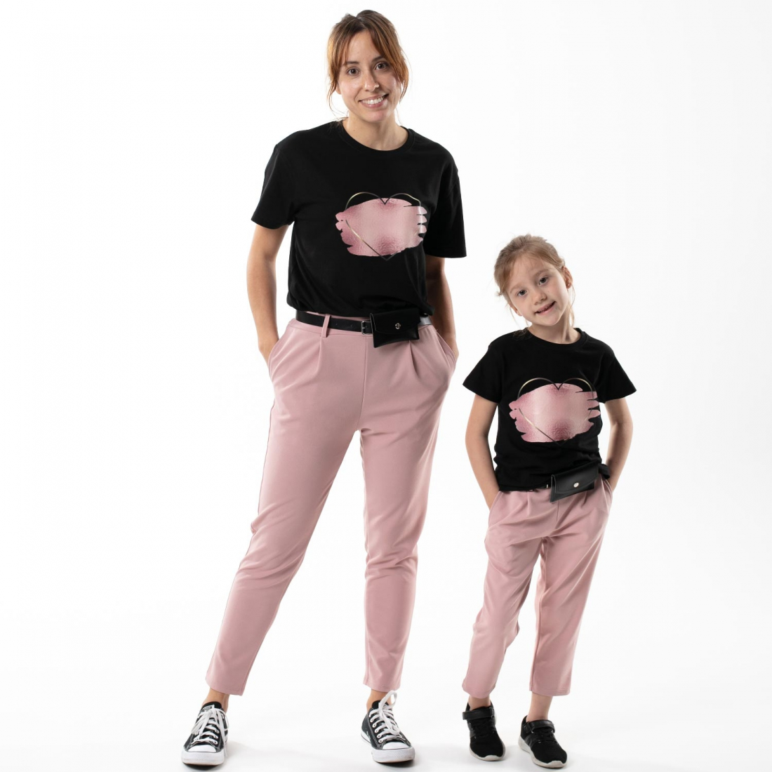 Sophy Pink Trousers