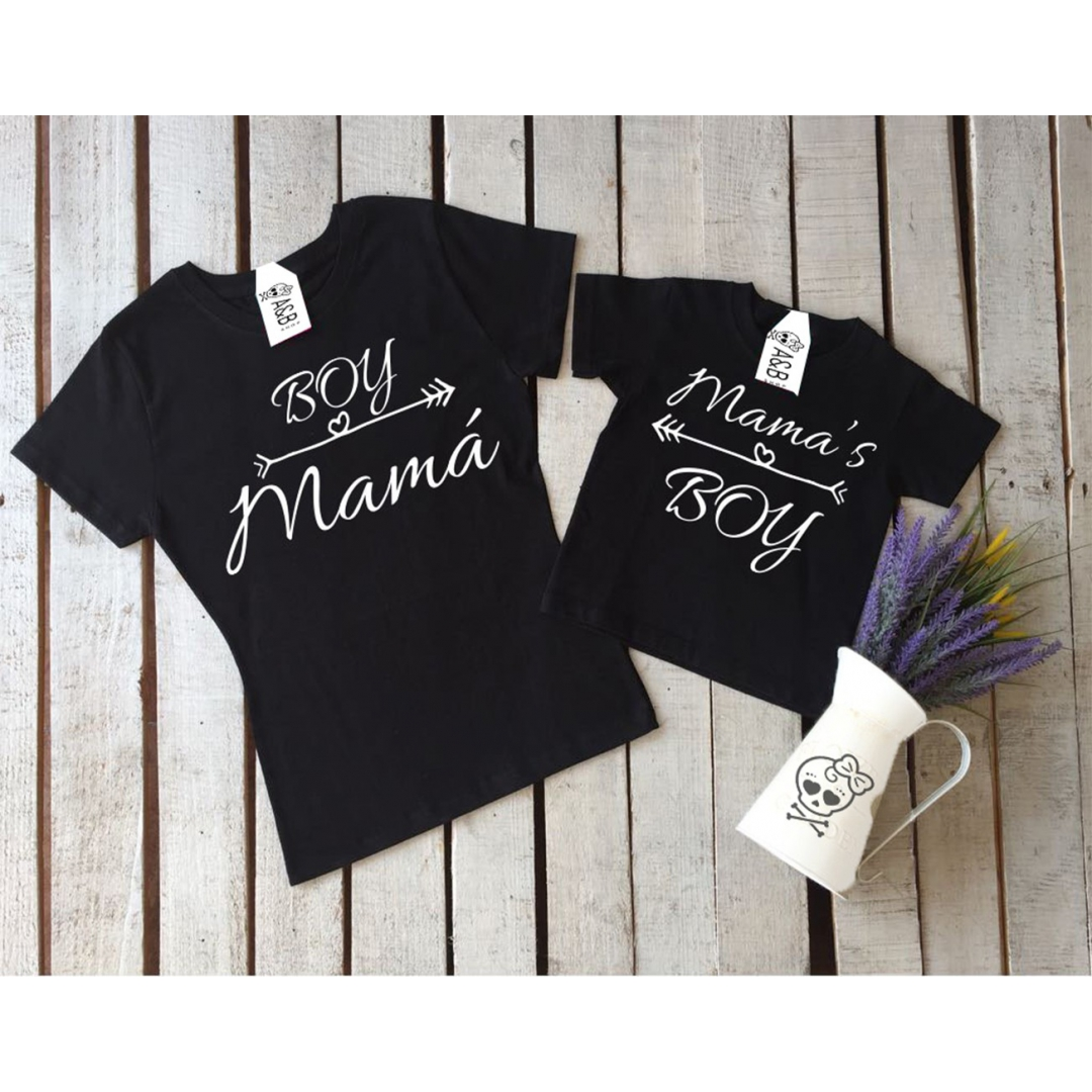 CAMISETA  MOMMY OF A PRINCESS DAUGHTER OF A QUEEN