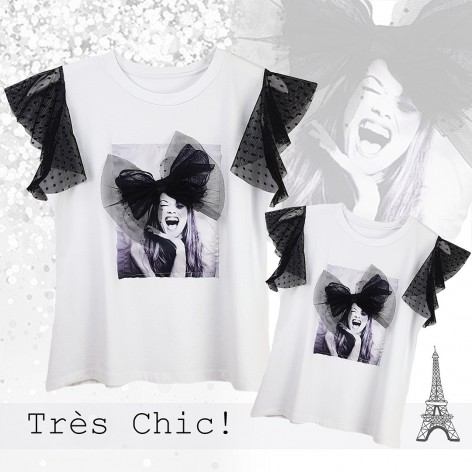 Tull chic t-shirt