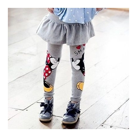 Falda legging Mickey&Minnie